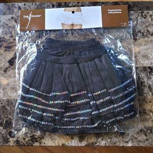 Leg avenue mini petticoat